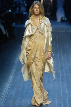 Galliano para Dior, Fall/Winter 2005