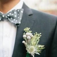 結婚式, スーツ, 蝶ネクタイ