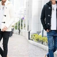 冬 ファッション メンズ コーデ 20代