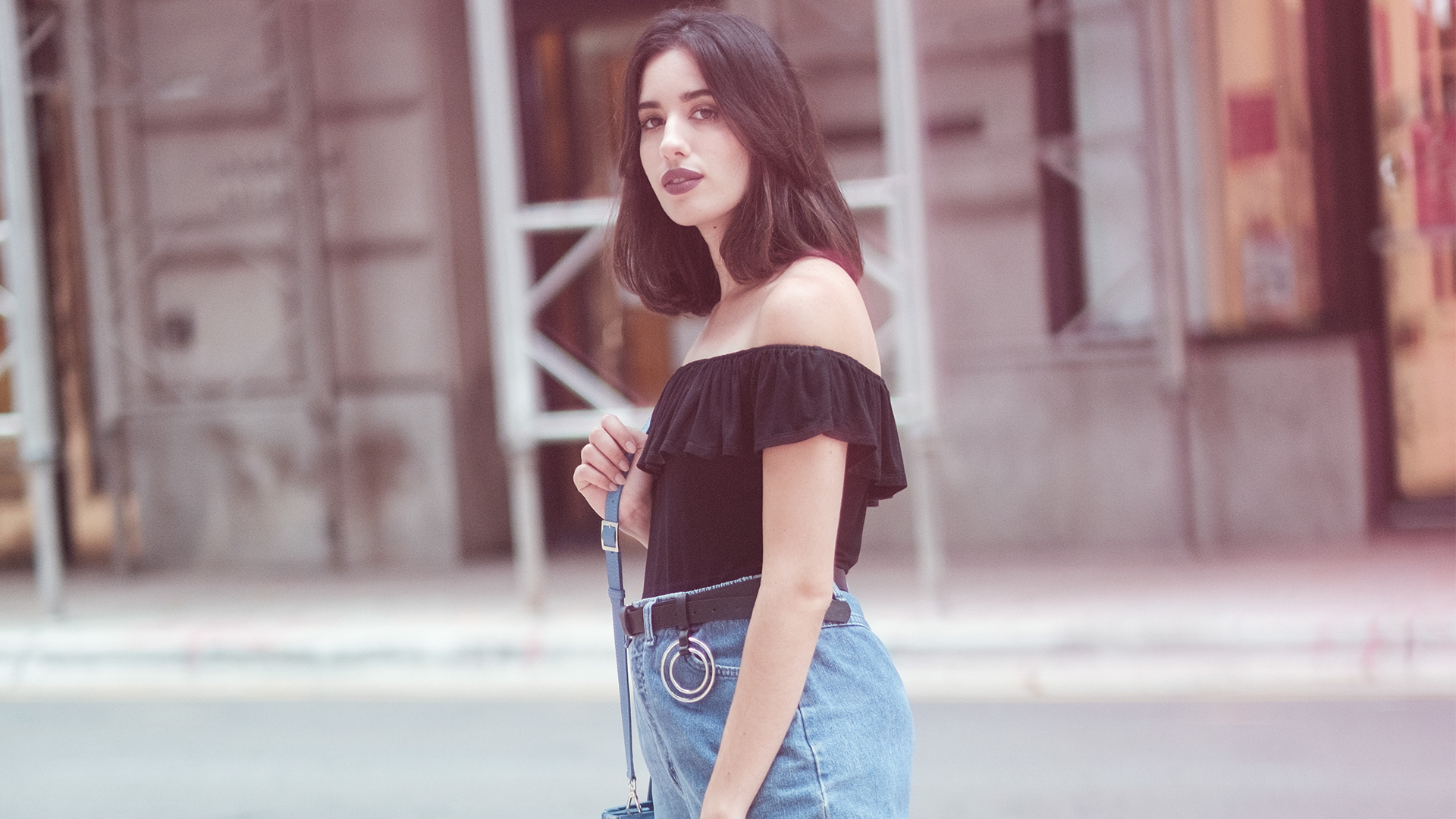 Mom Jeans are my faves!