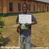 Bringing Hope - be a farmer