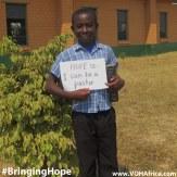 Bringing Hope - be a pastor
