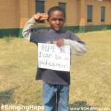 Bringing Hope - be a policeman 2