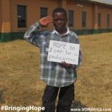 Bringing Hope - be a policeman 3