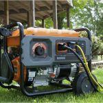 Выбор газового генератора для дачи и загородного дома