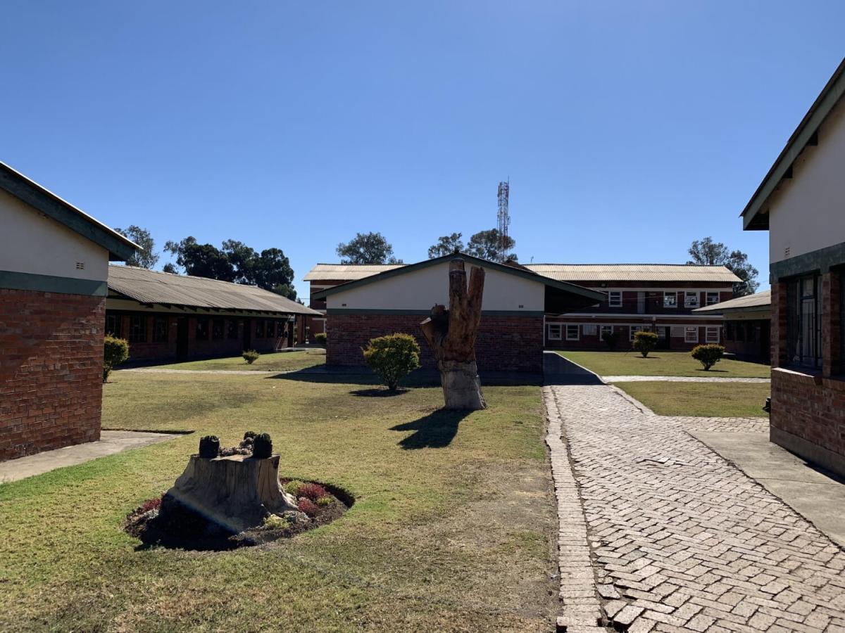 voh zimbabwe - header image of buildings