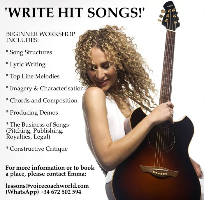 Write Hit Songs