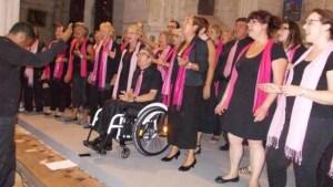La chorale a offert une superbe soirée à l'église
