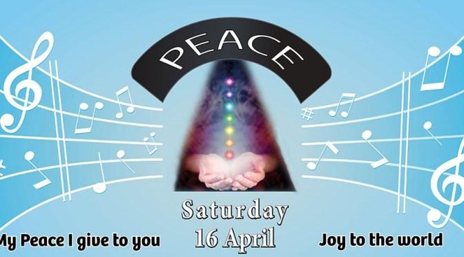 Joy to the world Prayer Concert 16th April Christchurch, Chesham