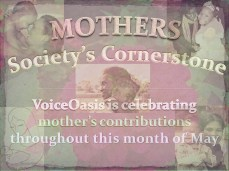 Mother's Day project throughout May