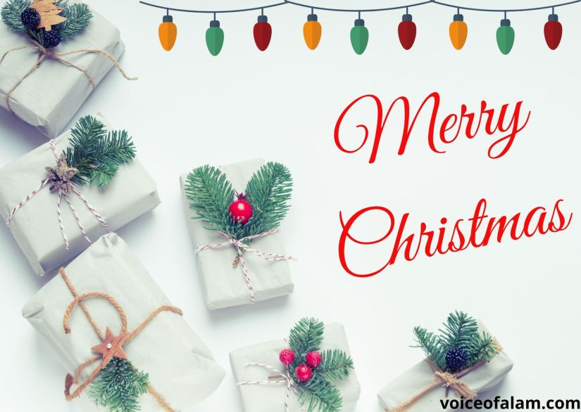 christmas festive season wishes image