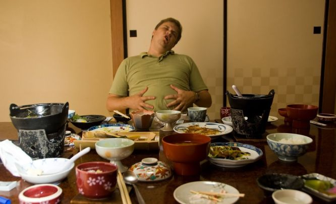 full-stomach
