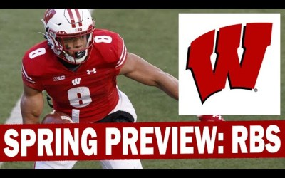 Wisconsin Spring Preview: Running Backs