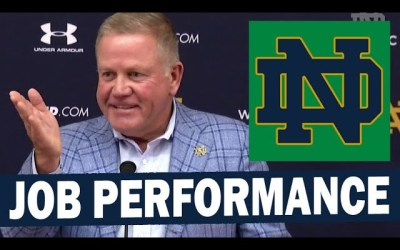 How Good of a Job Has Brian Kelly Done at Notre Dame?