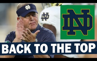 How Notre Dame Has Risen Back to the Top
