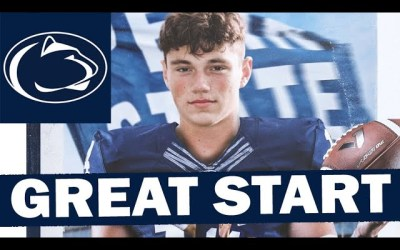 Penn State 2022 Class is Off to a Great Start
