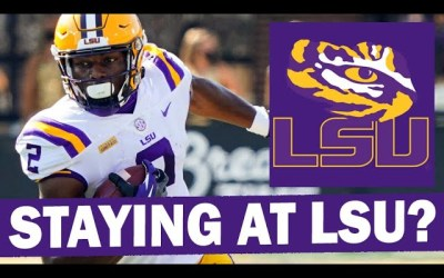 Arik Gilbert Trending Towards Staying at LSU – Could Play in 2021