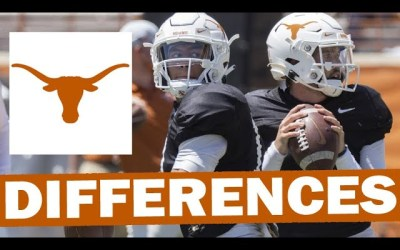 Texas QB Battle: Differences in Casey Thompson and Hudson Card