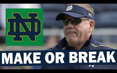 Why 2022 Class is Make or Break for Notre Dame