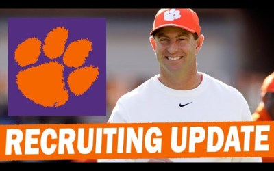 Clemson Recruiting News & Notes from First Half of June