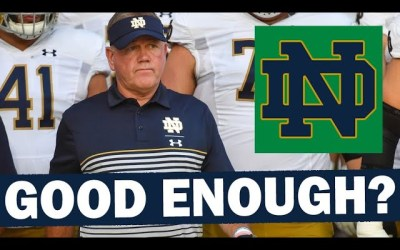 Is Brian Kelly Doing Good Enough for Notre Dame?