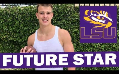 Jake Johnson Will Be A Star for LSU