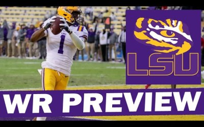 Kayshon Boutte Will Win the Belitnikoff – LSU WR Preview