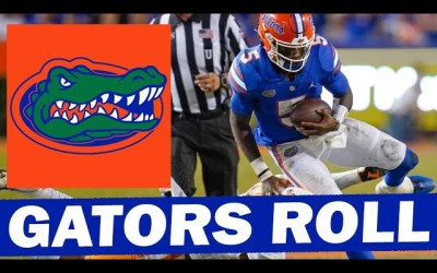 Florida Takes Care of Tennessee – Post Game Reaction