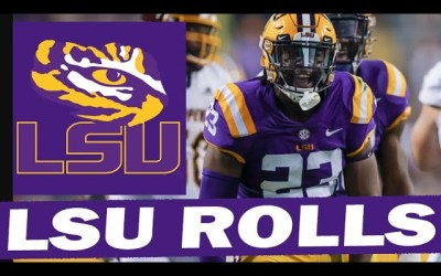 LSU Cruises by Central Michigan – Post Game Reaction