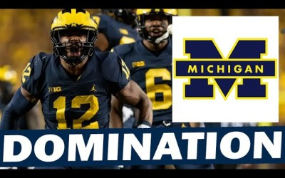 Michigan is Dominating Defensively in the First 3 Weeks