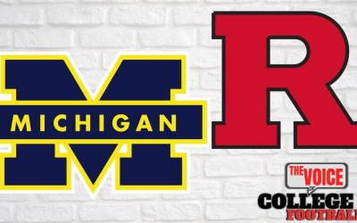 Michigan – Rutgers LIVE Post Game / The Maize and Blue Review!