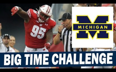 Michigan's Offense Should Be Concerned with Wisconsin