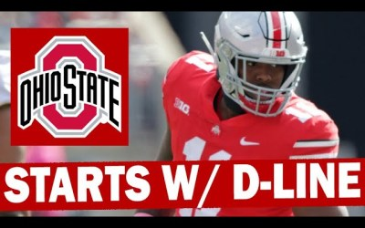 Ohio State Struggles Start with the Defensive Line