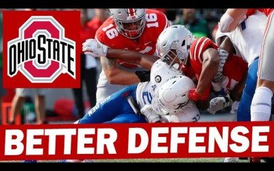 Ohio State's Defense Played a Little Better vs Tulsa