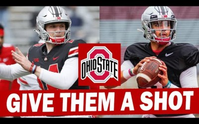 Will Ryan Day Give Another QB a Shot?