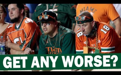 Can It Get Any Worse for Miami?
