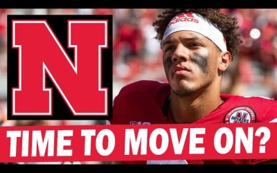 Is It Time for Nebraska to Move on From Adrian Martinez?