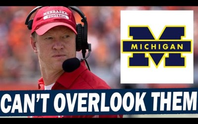 It Would Be Easy for Michigan to Look Past Nebraska