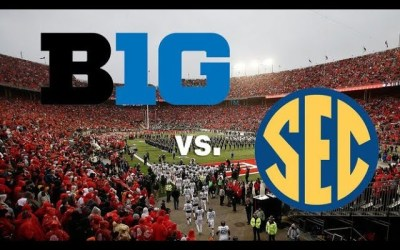 SEC vs Big Ten – Which Conference is Better in 2021