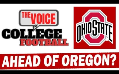 Should Ohio State Be Ranked Ahead of Oregon?