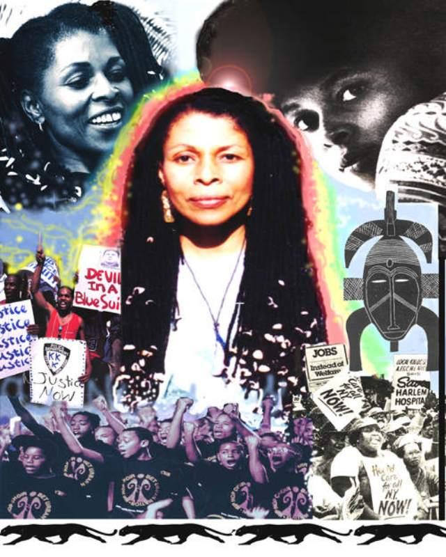 LONG LIVE ASSATA SHAKUR!