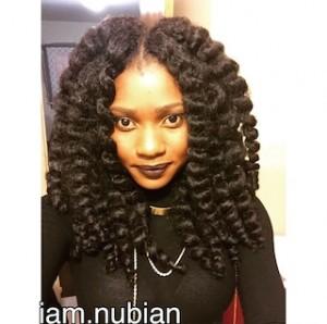 Natural Hair Trends Crochet Braids Voice Of Hair