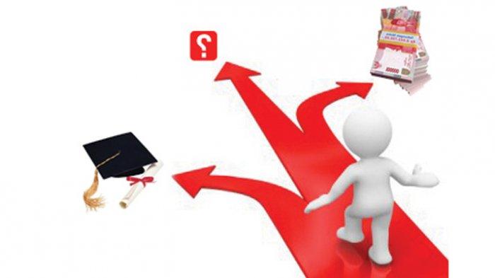 higher education vs training