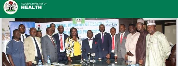 federal ministry of health nigeria