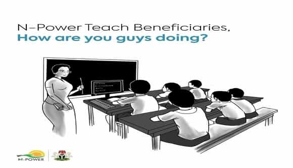 npower teacher