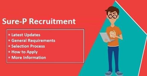 sure-p recruitment