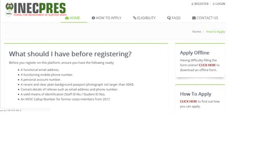 www.inecnigeria.org portal