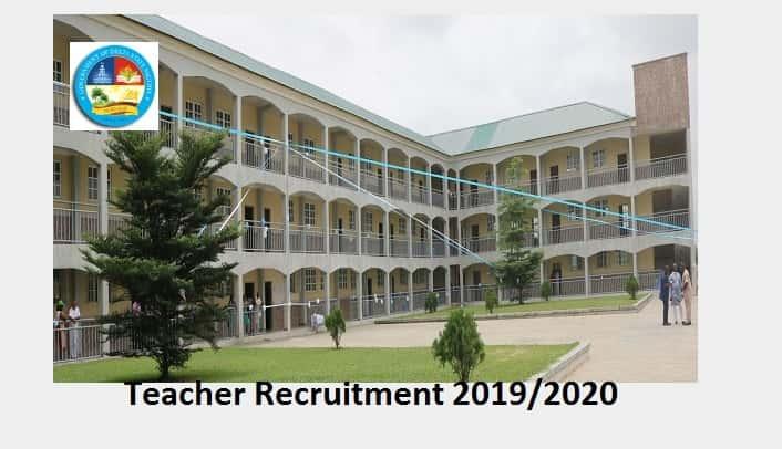 Delta Government Teacher Recruitment