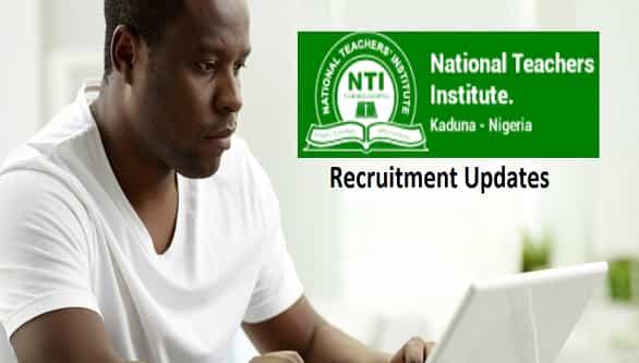 nti recruitment