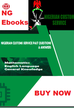 Nigerian-Customs-Service-past-Questions-Answers